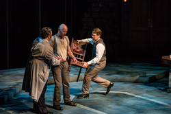 Holmes And Watson by Jeffrey Hatcher, directed by Mark Shanahan, Alley Theatre17
