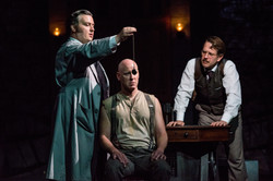 Holmes And Watson by Jeffrey Hatcher, directed by Mark Shanahan, Alley Theatre14