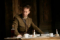Mark Shanahan Theatre Alley Westport Country Playhouse Journey's End