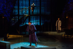 Holmes And Watson by Jeffrey Hatcher, directed by Mark Shanahan, Alley Theatre28