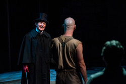 Holmes And Watson by Jeffrey Hatcher, directed by Mark Shanahan, Alley Theatre15