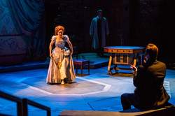 Holmes And Watson by Jeffrey Hatcher, directed by Mark Shanahan, Alley Theatre4