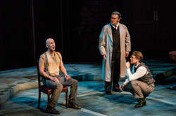 Holmes And Watson by Jeffrey Hatcher, directed by Mark Shanahan, Alley Theatre18