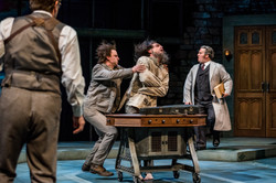 Holmes And Watson by Jeffrey Hatcher, directed by Mark Shanahan, Alley Theatre13