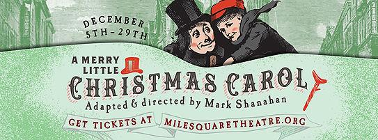 Mark Shanahan's A Merry Little Christmas