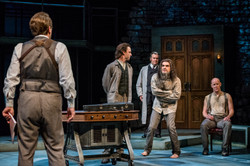 Holmes And Watson by Jeffrey Hatcher, directed by Mark Shanahan, Alley Theatre12