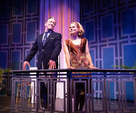 NOEL COWARD'S PRIVATE LIVES at The White