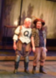 Mark Shanahan Theatre Bruce Warren Don Quixote