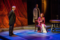 Holmes And Watson by Jeffrey Hatcher, directed by Mark Shanahan, Alley Theatre5