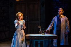 Holmes And Watson by Jeffrey Hatcher, directed by Mark Shanahan, Alley Theatre6