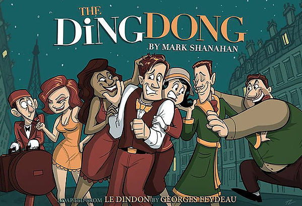 Mark Shanahan Theatre  The DIngdong HOW