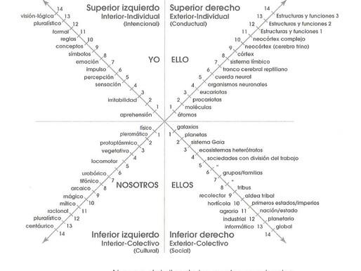 ¿Que es la Teoría Integral?
