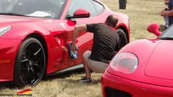 Driven by Purpose, Ferrari