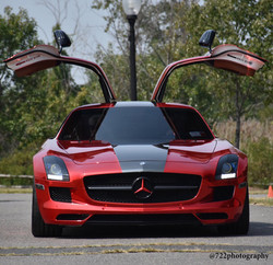 Driven by Purpose, Exotic Cars
