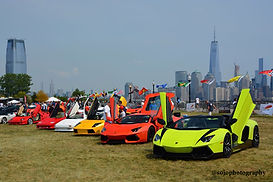 Driven by Purpose, Exotic Cars, New York Harbor Exotic Car Event, @sojophotography