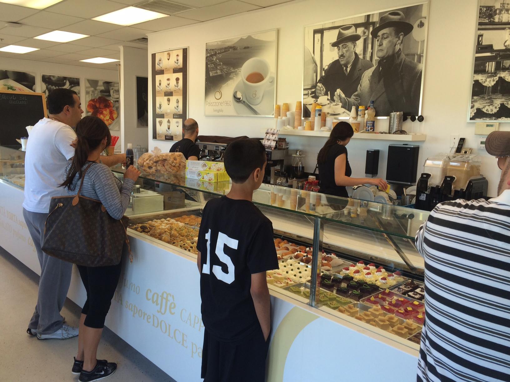 Palazzone Cafe 6/7/15