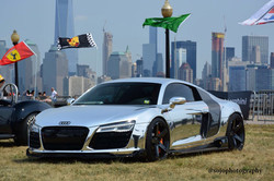 Driven by Purpose, Chrome R8