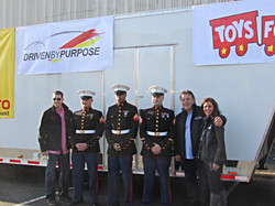 Toys for Tots Event 12/6/15