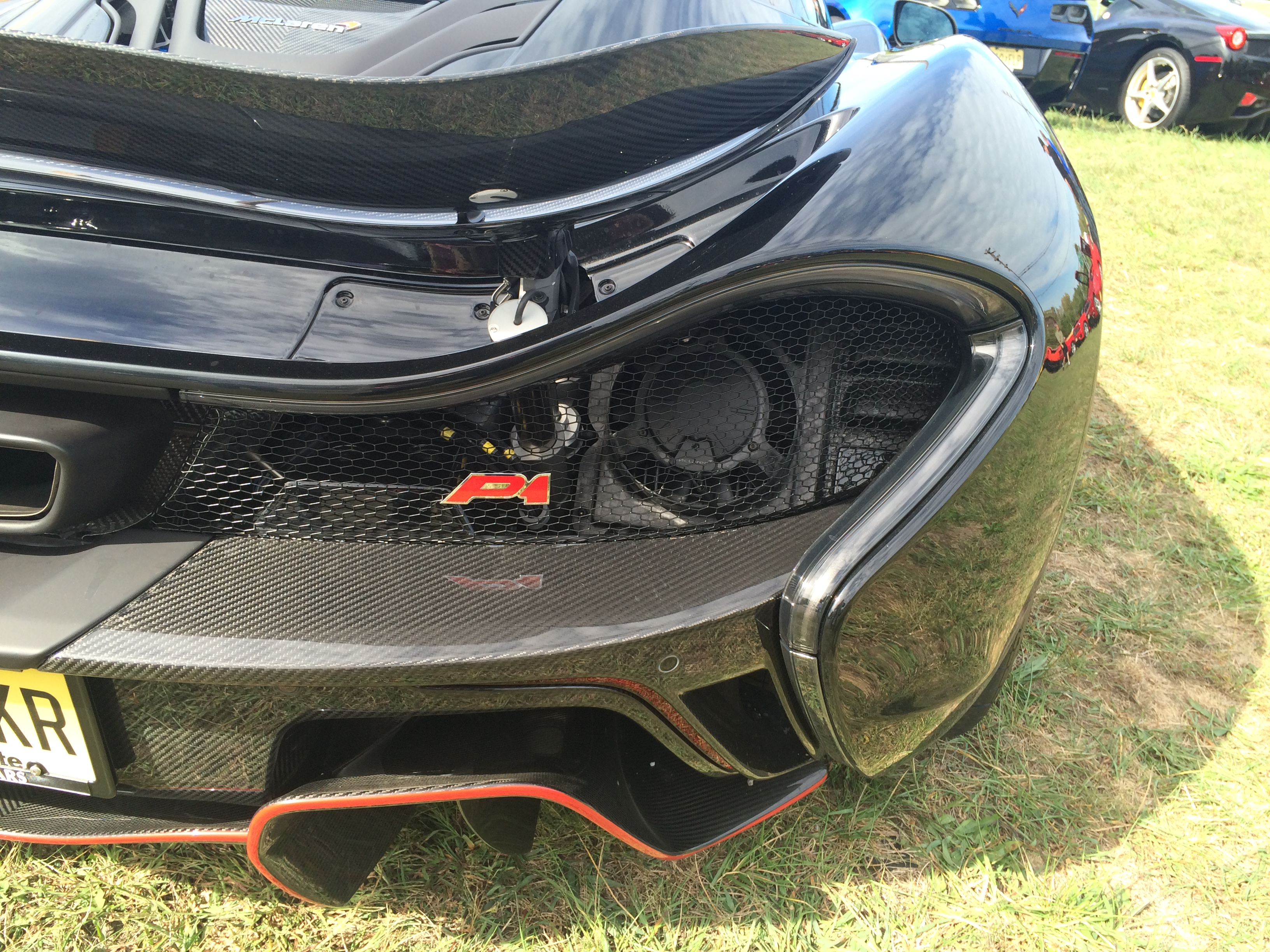 Driven by Purpose Palazzone Event 9/27/15 McLaren P1