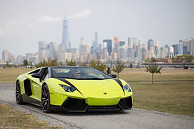 Driven by Purpose, Exotic Cars, New York Harbor Exotic Car Event, @dbaderphotos, Lamborghini
