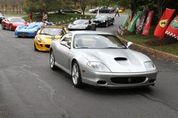Driven By Purpose - Ferrari Maranello heading out on the rally 946.JPG