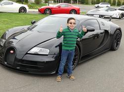 Bugatti Make-A-Wish