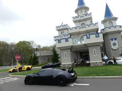 Bugatti Make-A-Wish Castle