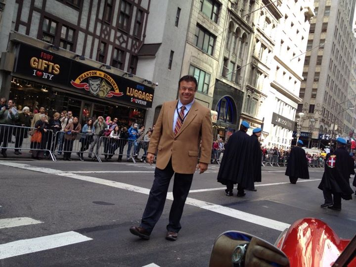 Columbus Day Parade 2013