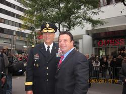 Columbus Day Parade 2012