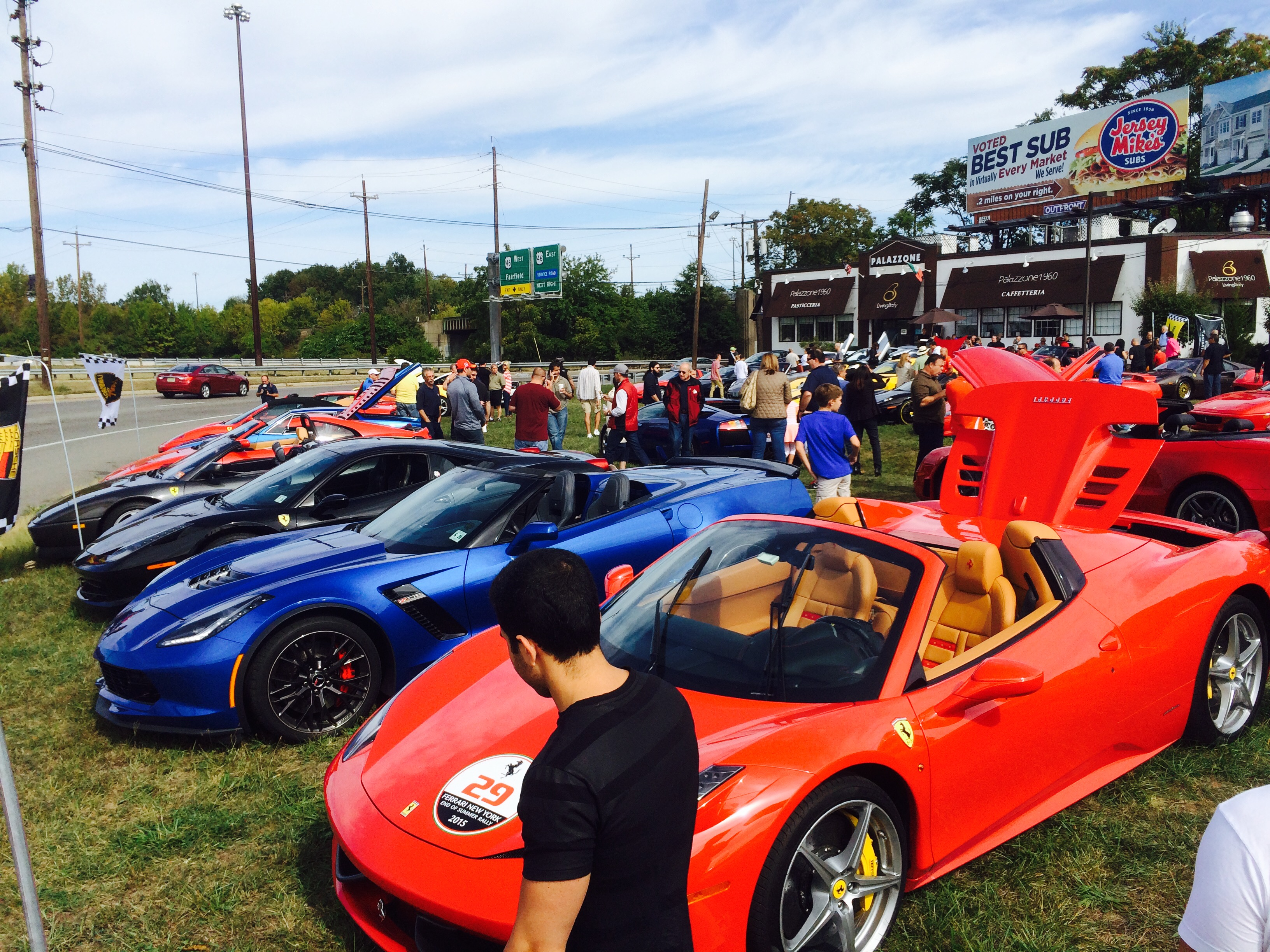 Driven by Purpose Palazzone Event 9/27/15