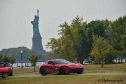 Ferrari, Statue of Liberty