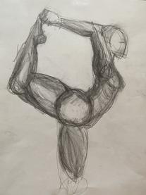 Suzanne Hamill, CoWorker 6 Skeleton, 2020