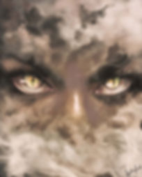 One power tha a vampire has over us mortals, is their eyes.