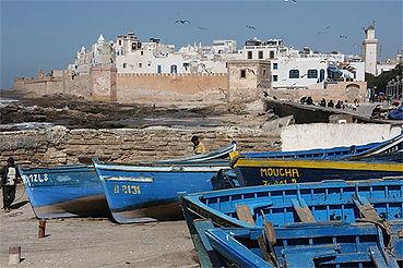 Port d'Essaouira et sa Médina