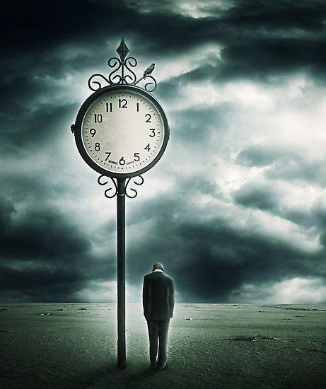 Quand le temps semble s'arrêter