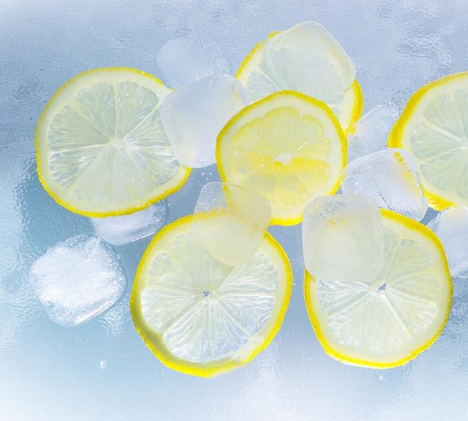 Citrons glacés