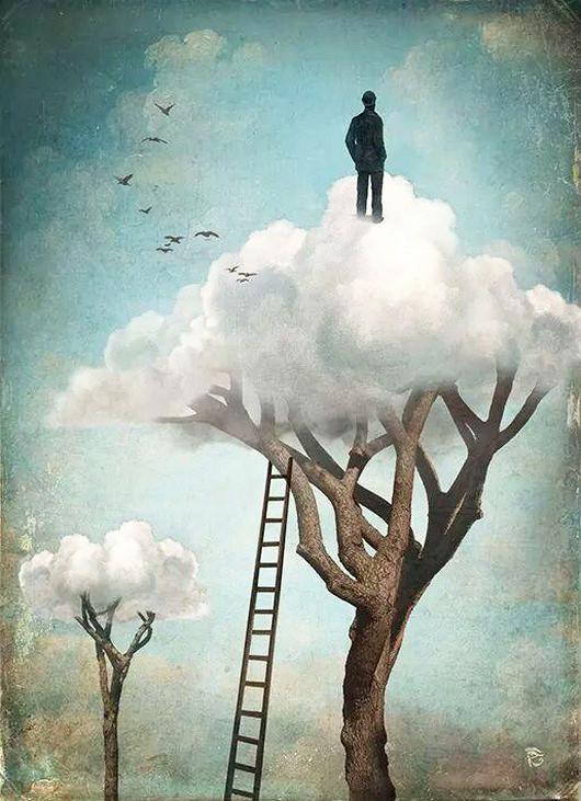 Tableau de Réné Magritte