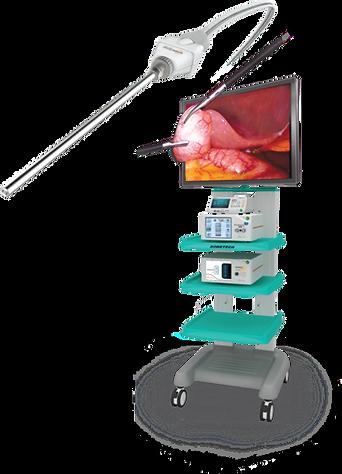 Dr. camscope 3D laparoscope