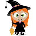 Little witch magic wands