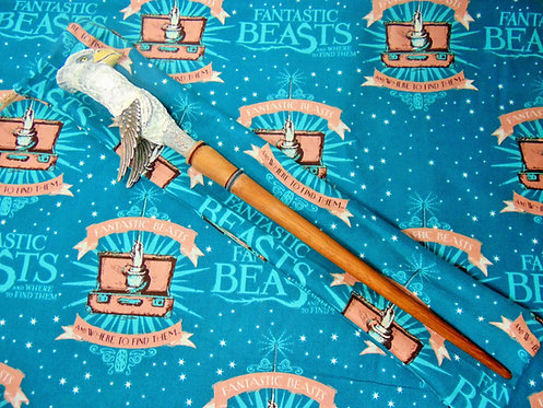 Hippogriff Beast Core Wooden Magic Wand