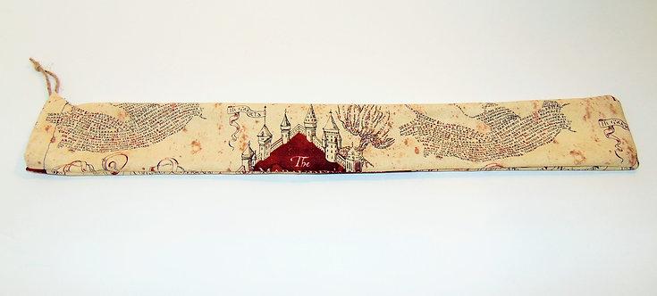 Marauder's Map -Cream Wand Satchel