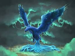 Thunderbird Tail Feathers