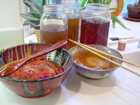 How to Make Goji Kombucha