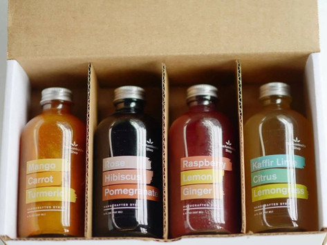 How to Package & Ship Kombucha Safely!