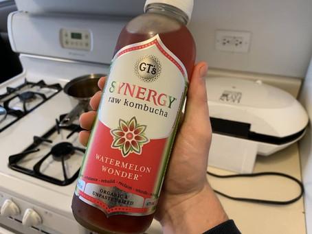 Why You Shouldn't Shake a Bottle of Kombucha