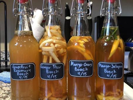How to Make Mango Kombucha - Recipe and Benefits