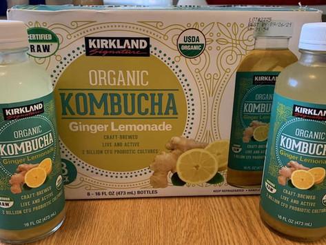 Kirkland (Costco) Kombucha Review - What Makes it Great & What I didn't Like
