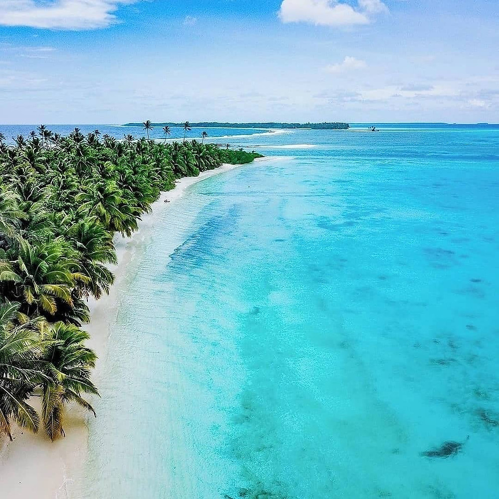 Maldives | indian destinations that resemble foreign locations