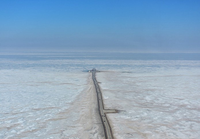 Rann of Kutch, Gujarat | indian destinations that resemble foreign locations