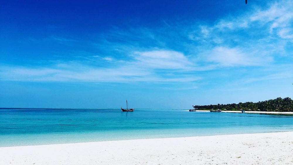 Lakshadweep India | Indian Destinations that resemble foreign Destinations